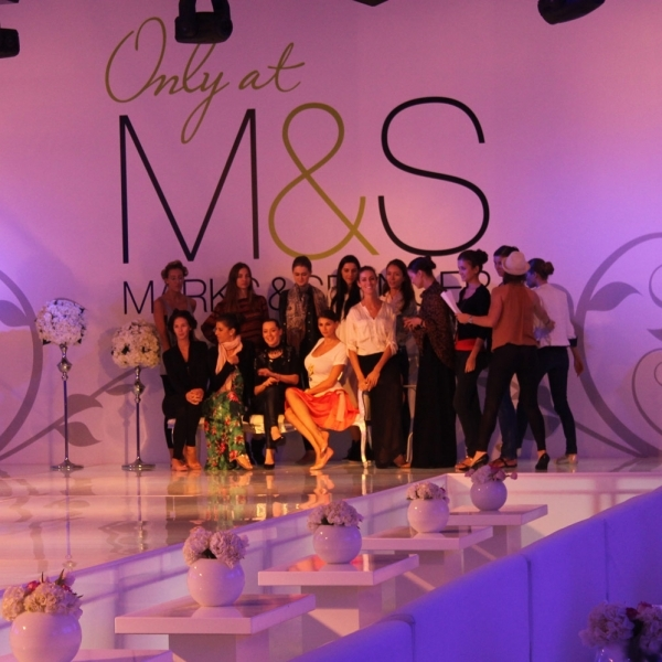 Mark & Spencer – Fashion Show