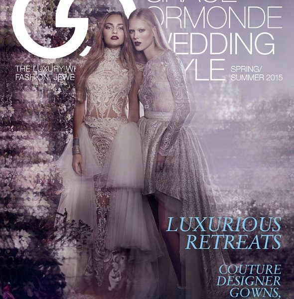 GRACE ORMONDE WEDDING STYLE SS15