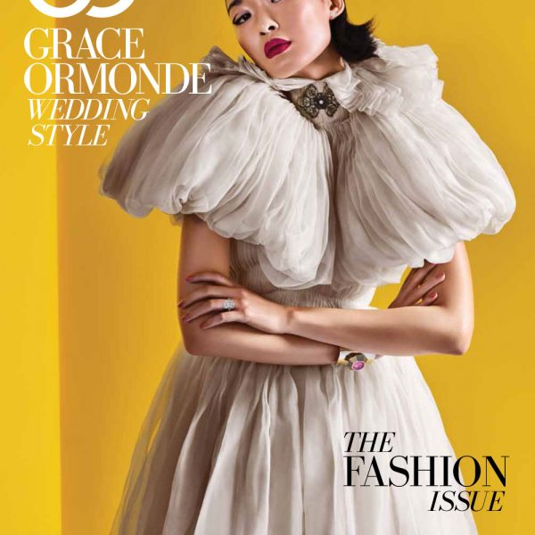 GRACE ORMONDE WEDDING STYLE MAGAZINE - SPRING 2017